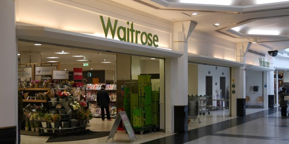Waitrose Pledges Plastic Free Packaging By 2018 Retail Sector