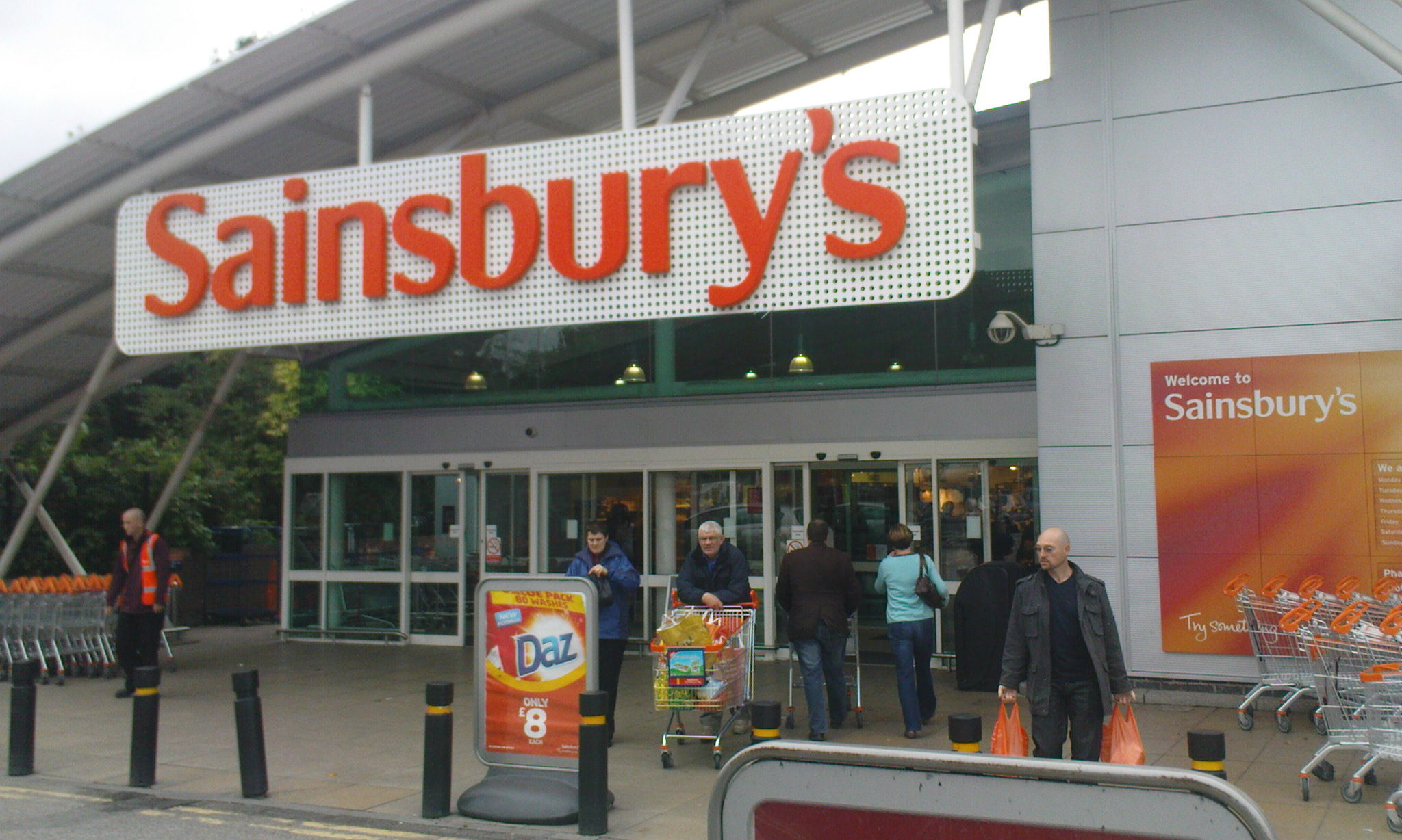 Sainsburys New Dogsbody Contract Hammered By Unions Mps And