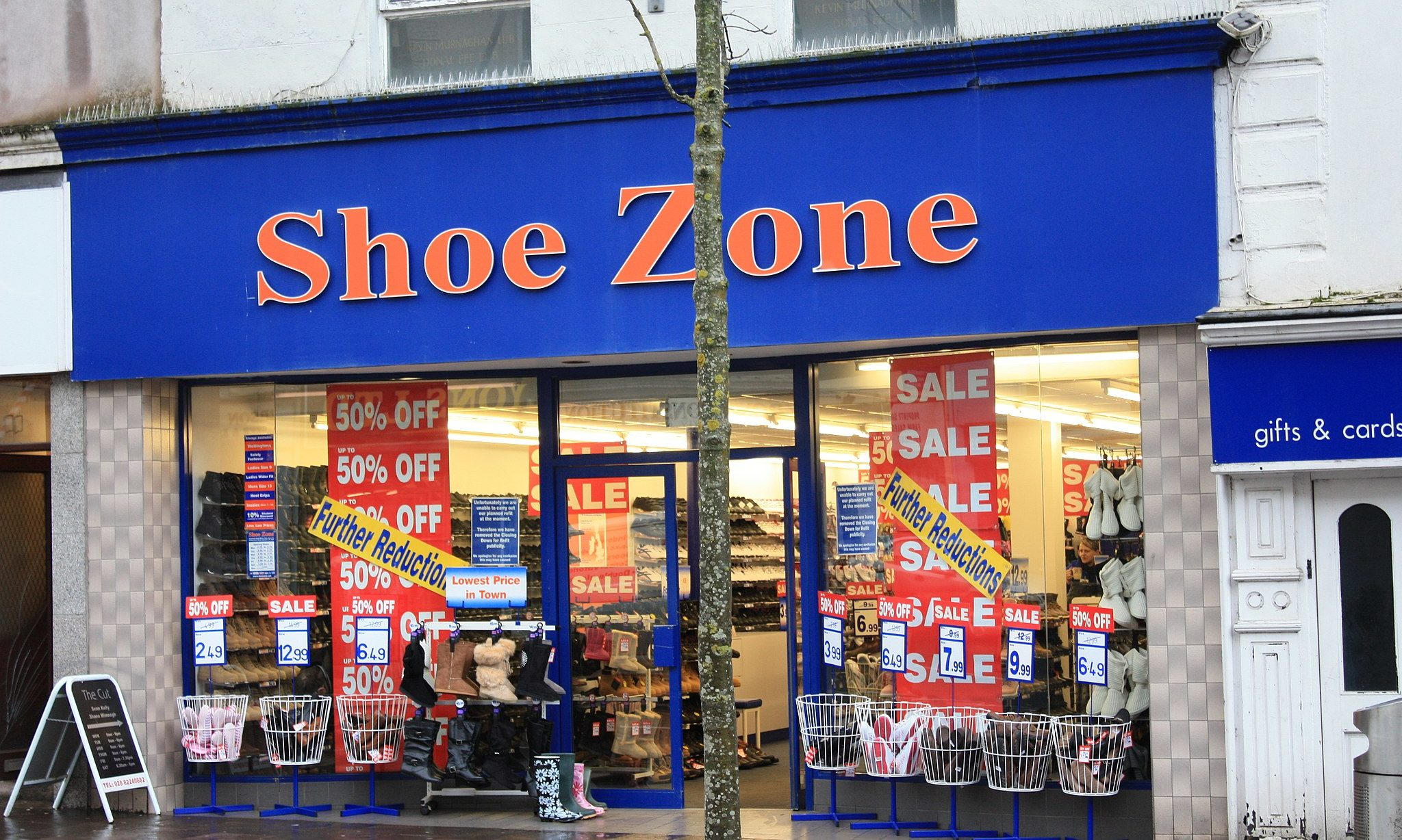 Shoe Zone recommend to wear for summer in 2019